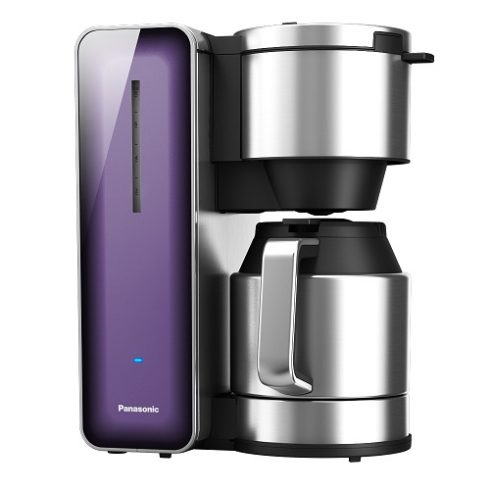CES 2013 - Photo - NT-ZF1 Coffee Maker_purple