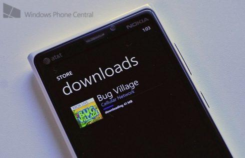 Download Limit WP8