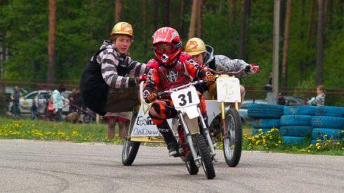 Zelta-mopeds