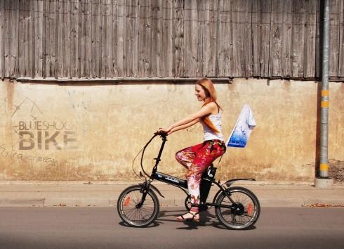 blueshockbike bilde