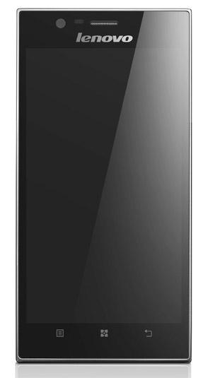 Смартфон Lenovo K900 с процессором от Intel выходит в продажу в Китае.
