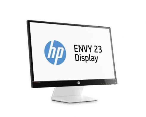 hp envy display