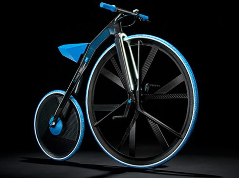 Ding3000-E-Velocipede-Bike-Charge-Front