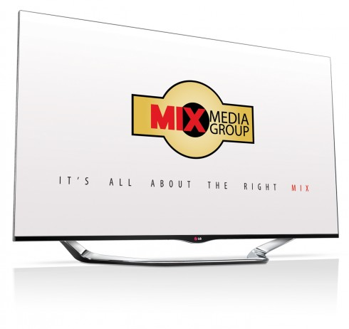 LG Smart TV MIX TV
