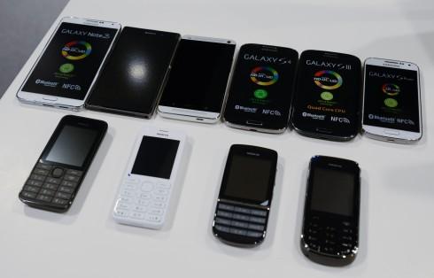 Viedtelefoni un parastie telefoni