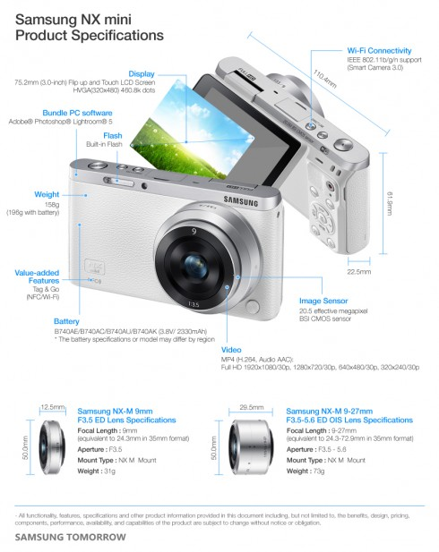 Samsung-NX-mini-Product-Specifications