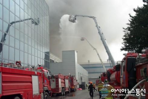 factory burn