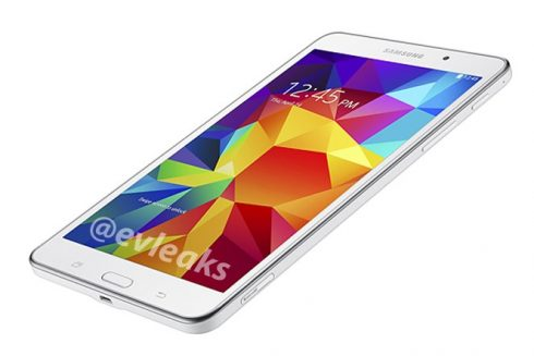 galaxy tab 4 7.0 leak
