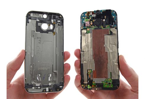 ifixit htc one 2014