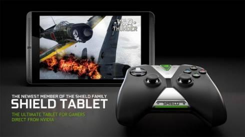 shield tablet nvidia