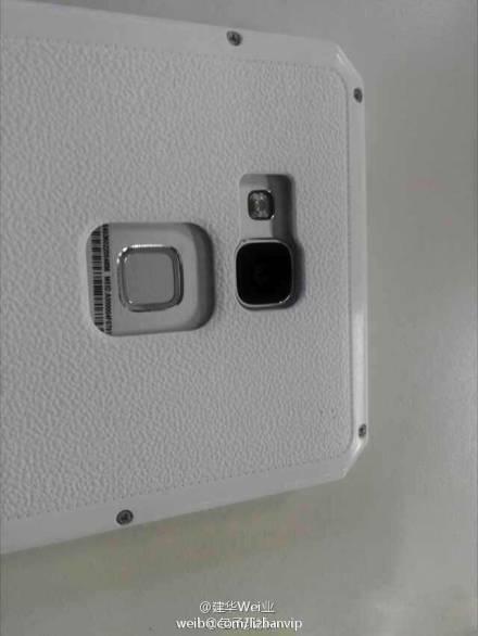 huawei fingerprint scanner
