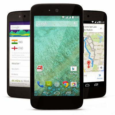 android one first three