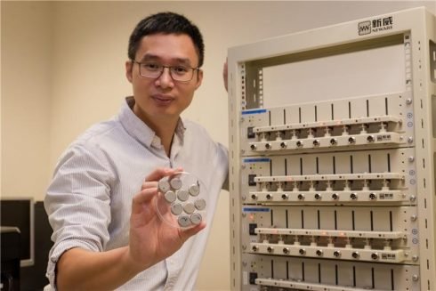 NTU ultrafast rechargable batteries