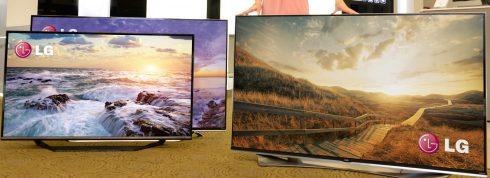 LG ULTRA HD TVs