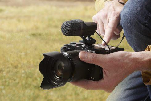 PowerShot G3 X Lifestyle Video Shooting Crop