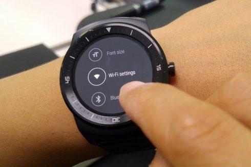 LG G Watch R Wi-Fi