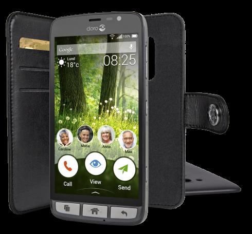 0Wallet_Case_Doro_Liberto_825_black_with_phone_loading_right