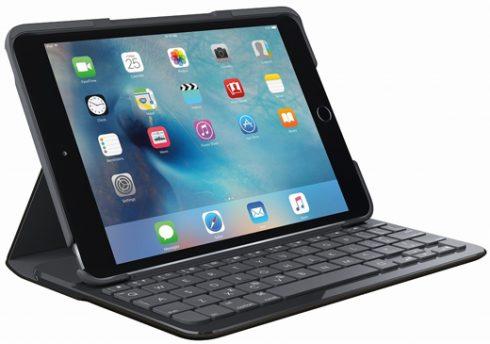 Logitech-iK0772BK-Keyboard-Case-for-iPad-mini-4