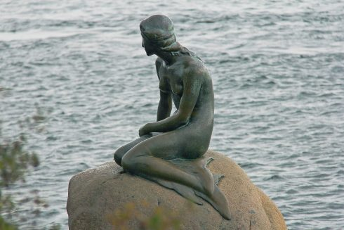 5_Copenhagen_mermaid_pixabay