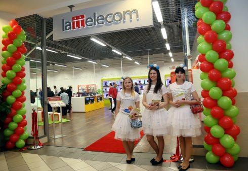 TP Alfa atklaj lielako Lattelecom tehnikas veikalu