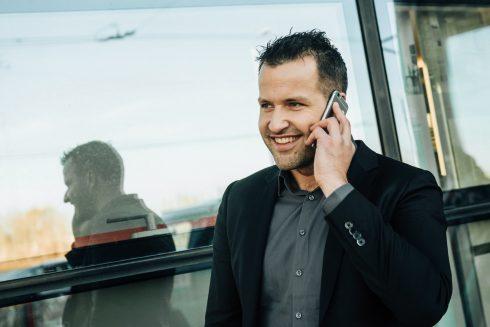 Tele2 komercdirektors Raivo Rosts